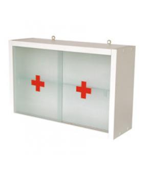 Аптечка за стена - оборудвана