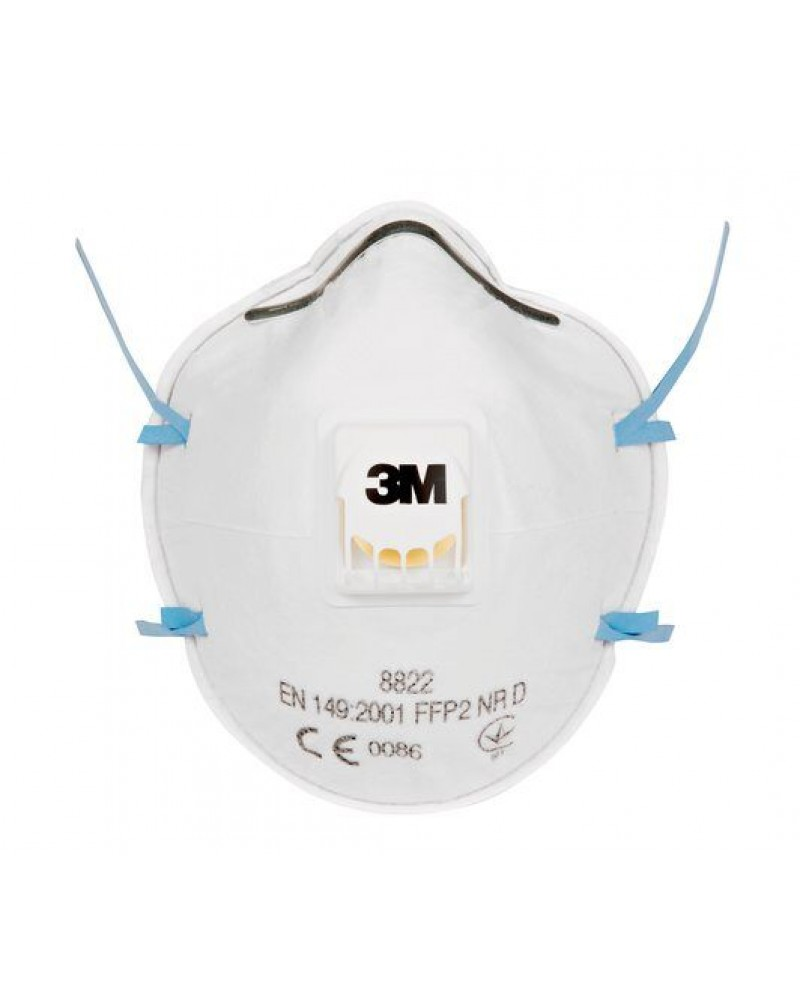 Полумаска филтрираща FFP2 NR D-3M