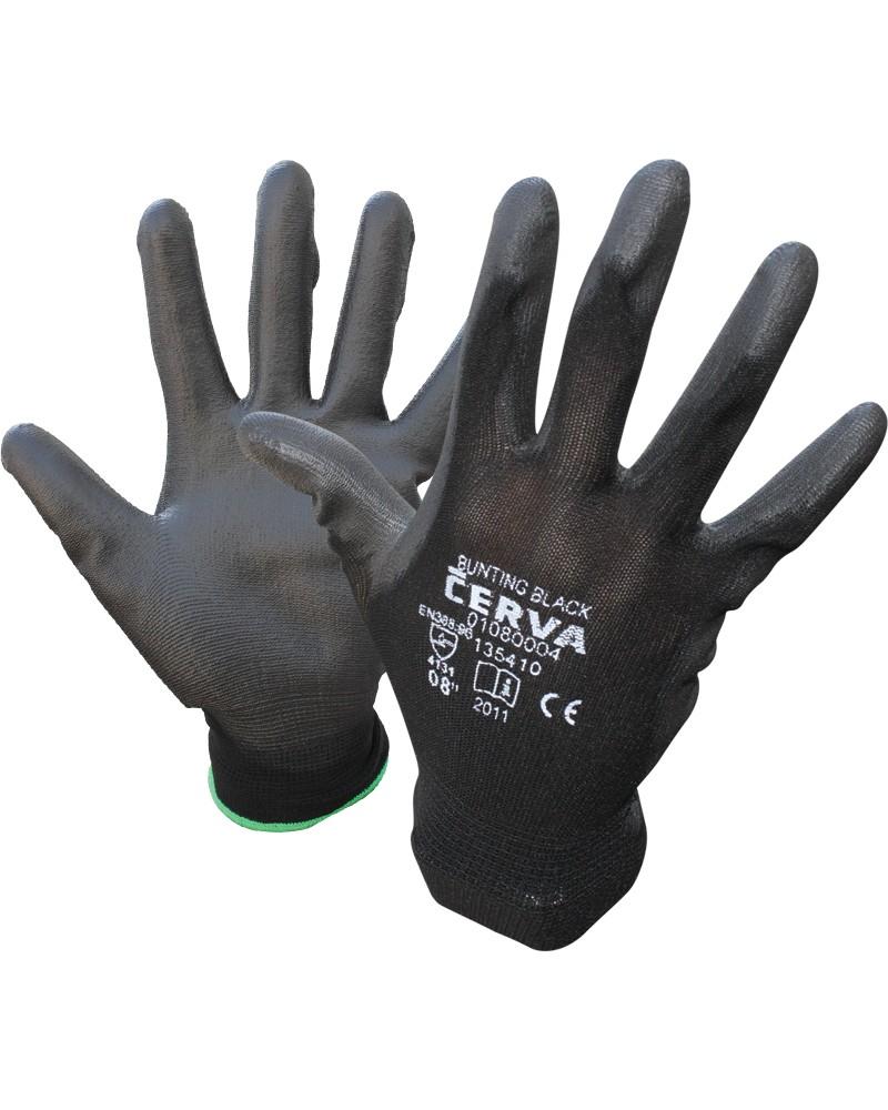 Работни ръкавици BUNTING BLACK