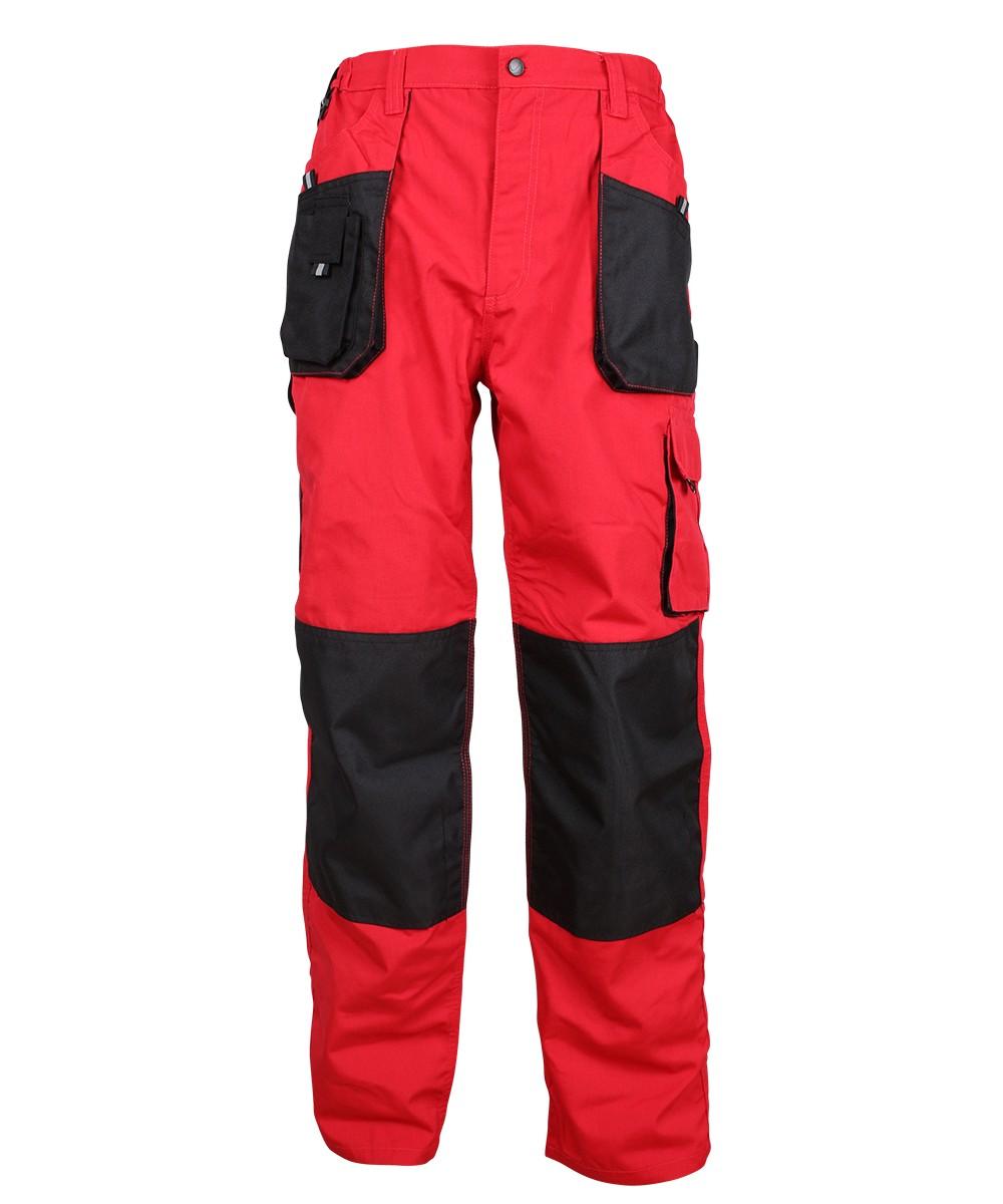 Работен панталон EMERTON RED