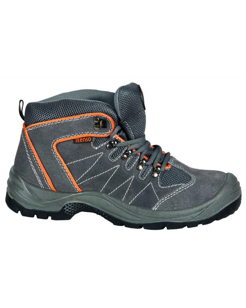 Работни обувки високи EMERTON S1