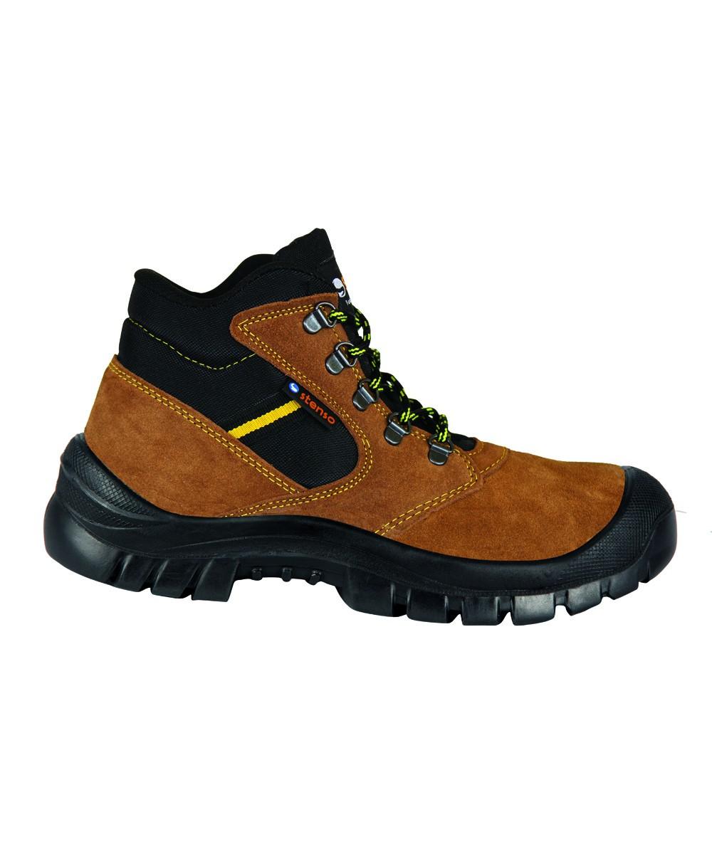Работни обувки високи Atletic S1