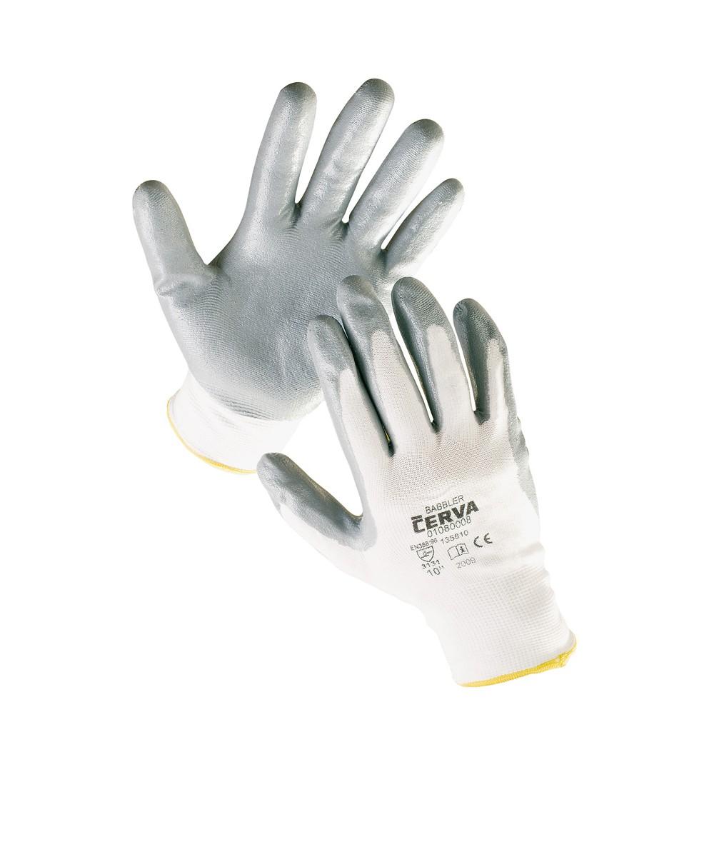 Работни ръкавици BABBLER