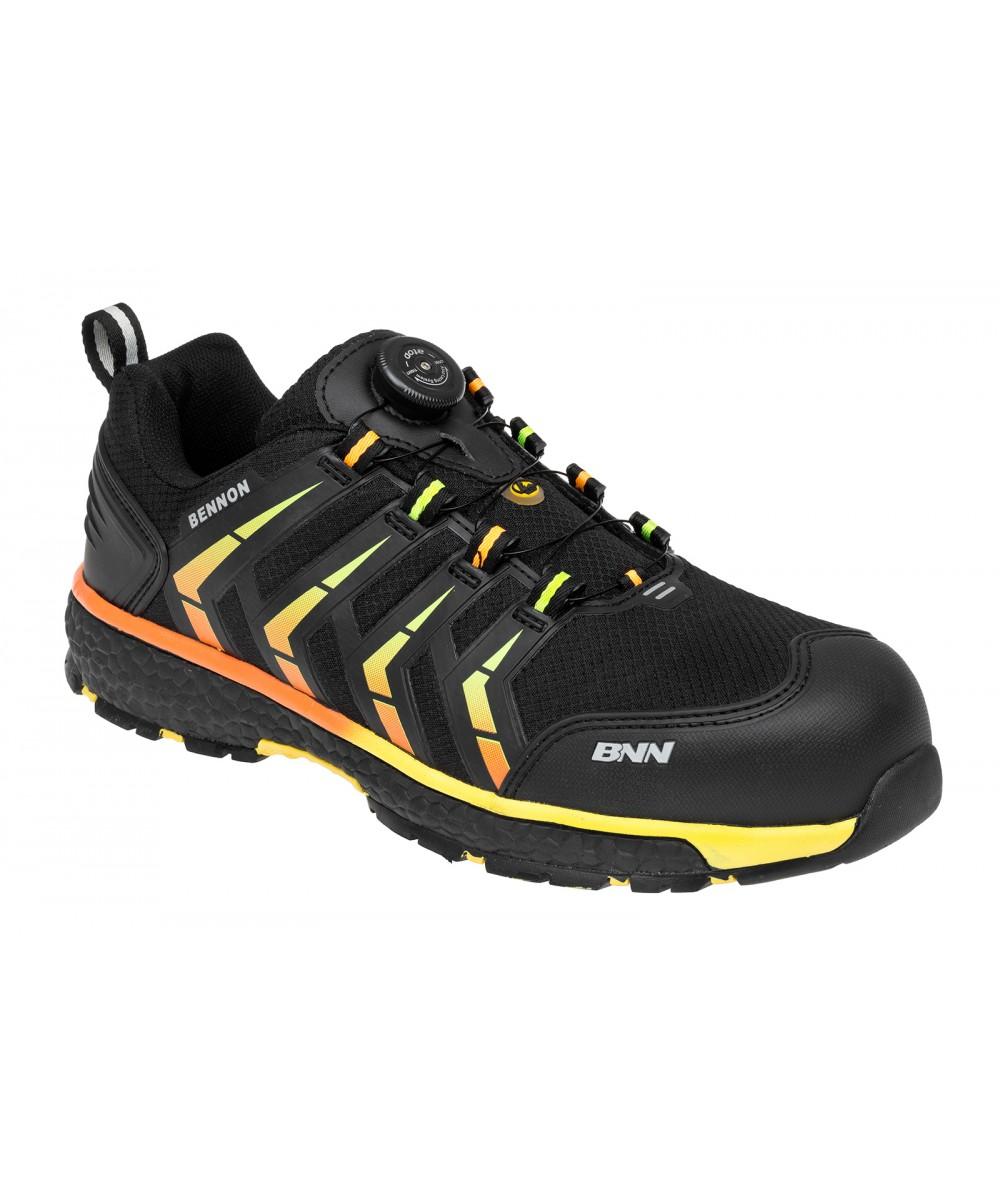 Работни обувки ниски BNN STINGER S3  ESD ATOP