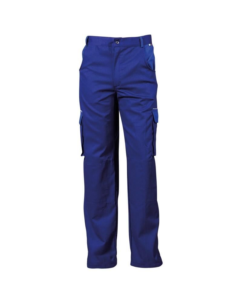 Работен панталон ASIMO Blue
