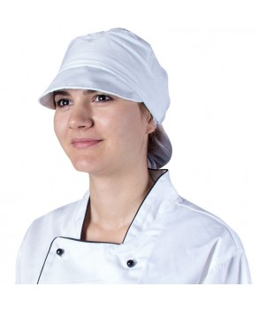Готварска шапка CHEFS TULL