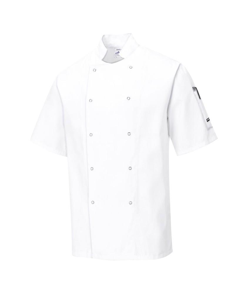 Туника за готвачи CHEFS WHITE