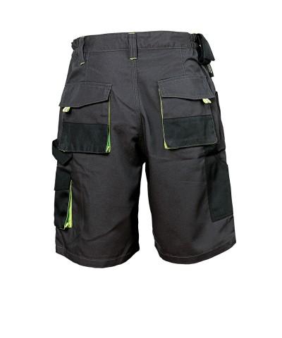Работен панталон къс EMERTON Grey