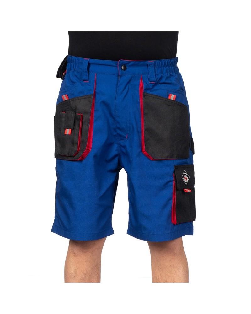 Работен панталон къс EMERTON Royal Blue