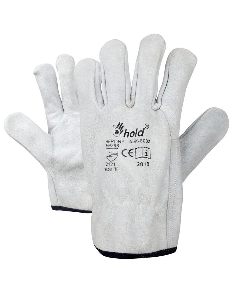 Кожени ръкавици HERONY