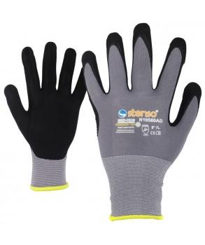 Ръкавици топени в нитрил NITRO
