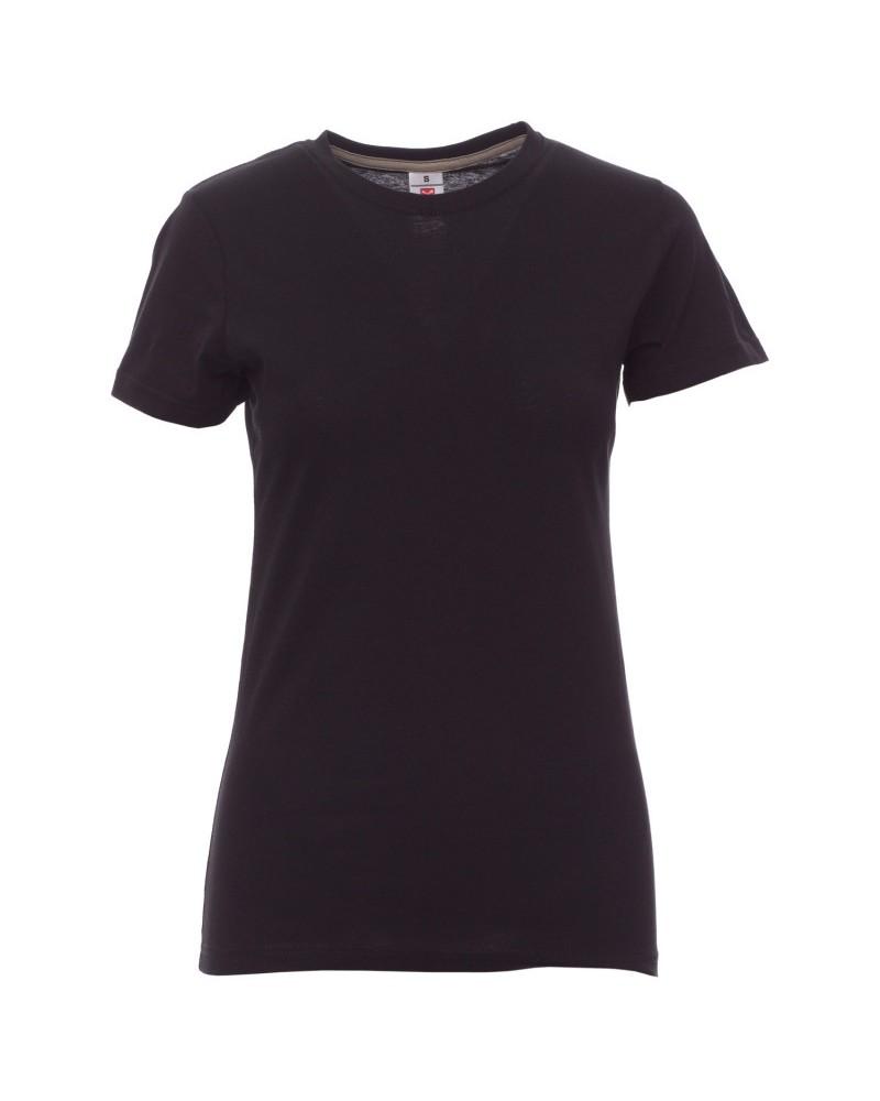 Дамска тениска PAYPER SUNSET BLACK