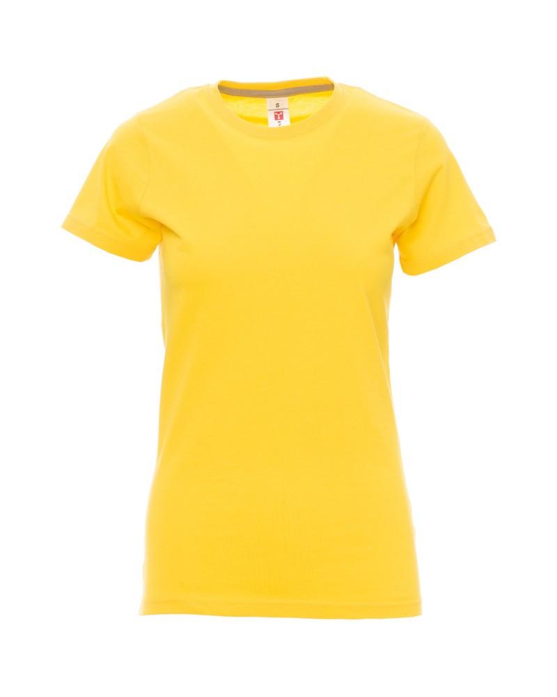 Дамска тениска PAYPER SUNSET YELLOW