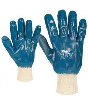 Маслоустойчиви ръкавици топени в нитрил Roller
