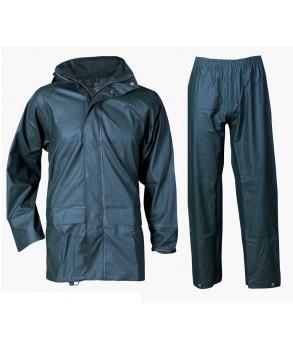 Работен водозащитен костюм STORMER green