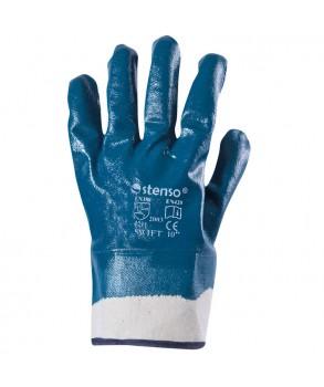 Маслоустойчиви ръкавици топени в нитрил SWIFT