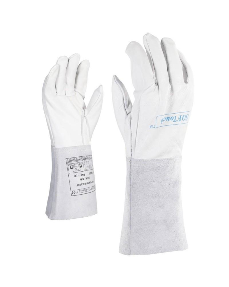 Ръкавици за заваряване WELDAS